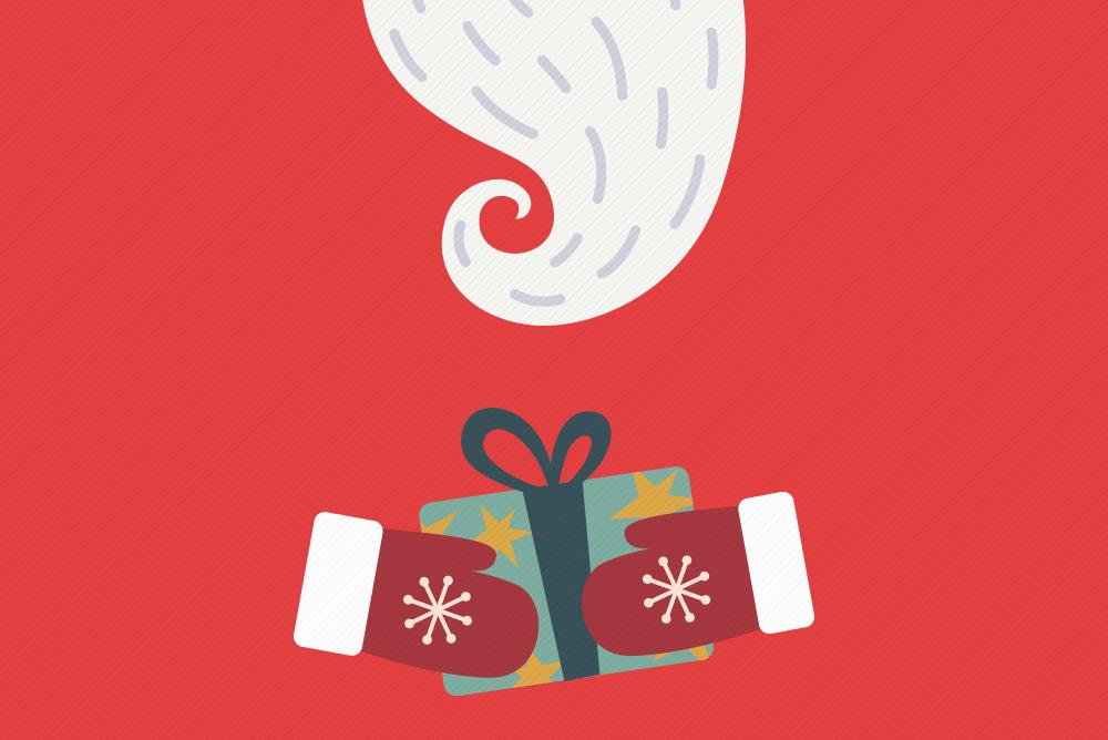 O varejo de Natal